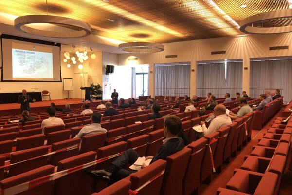 Terugkoppeling van de presentatie 'Verslag Verkenning Ecosysteem Logistiek'